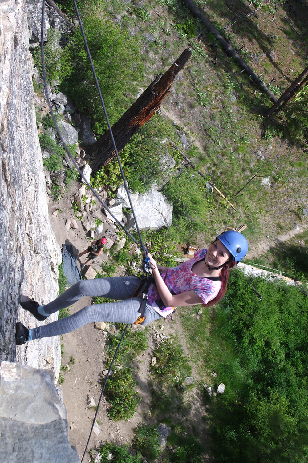 Get A Grip - Rock Climbing